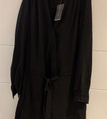 Crna haljina Promod, nova s etiketom