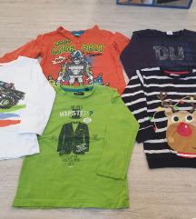 Lot dugih majica, 104 (#88)