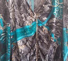 AKCIJA 40kn Šarena haljina vel xl