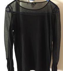 Divna Zara majica s poluprozirnim dijelovima, M