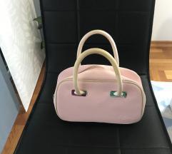 Roza Lacoste torbica