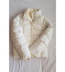 Bijela debela jakna