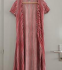 Mango haljina na vezanje
