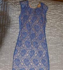 Čipkana haljina
