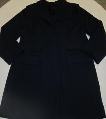 Tamno plavi sako-kaputić
