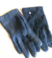 Replay, crne kozne i tople rukavice