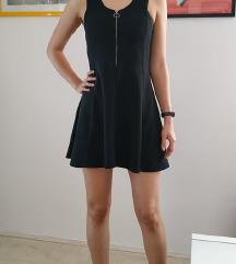 Vintage mala crna haljina