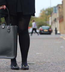 Leather satchel company torba