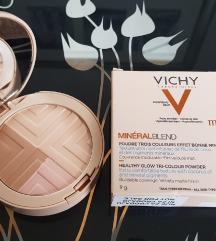Vichy Mineralblend trobojni puder