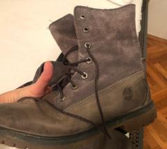 Timberland sive čizme....snižž. 250kn