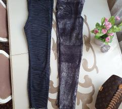 Crne hlače Zara vel 40