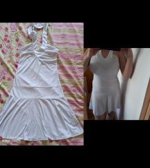 Nova bijela haljina s etiketom
