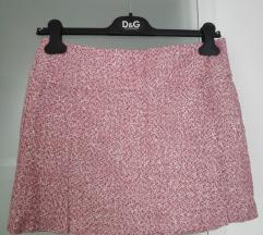 NOVO Benetton suknja od tvida S