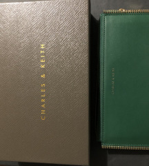 Charles&Keith dizajnerski novčanik-torbica