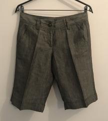 Benetton lanene sive bermuda hlače