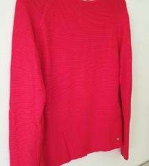 Reserved crveni pulover