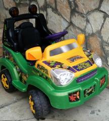 Dječji auto na akumulator