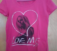 Velika akcija Roza majica L