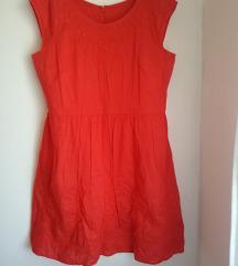 Nova crvena haljinica