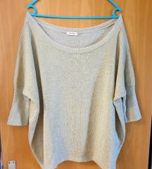 Orsay oversize zlatna majica