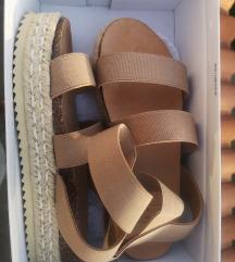 *NOVO* Smeđe sandale, 39