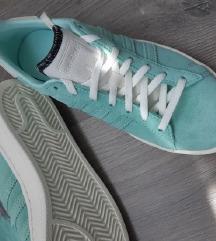 NOVO Adidas originals campus mint tenisice