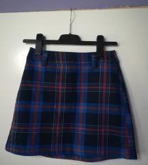 Schoolgirl suknja