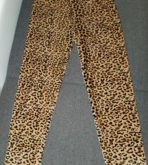 SNIŽENE NA 25KN Tigraste debele zimske tajice