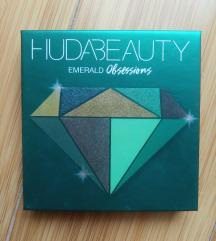 Huda Beauty Emerald Obsessions