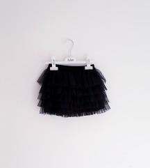 Zara suknja 110/116