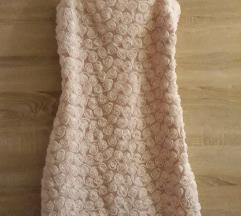 Preslatka roza haljinica