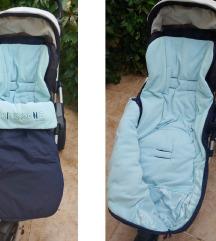 NOVO Jane topla zimska vreća za dječja kolica
