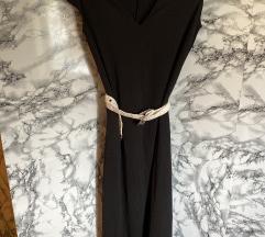 Duga Boohoo crna haljina ⬆️