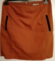 nova narančasta suknja