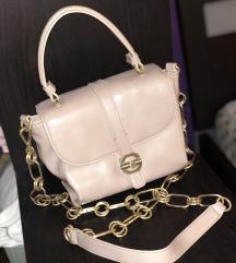 Zara roza torba- korištena
