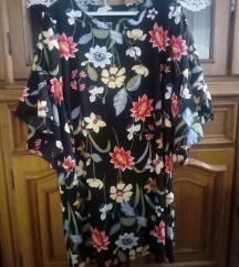 Nova cvjetna tunika/haljina