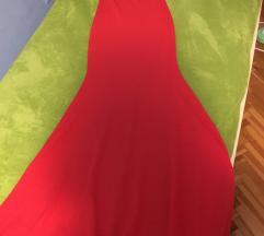 Duga haljina vel.s rastezljiva