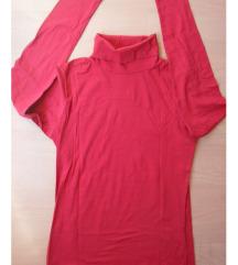 Nova crvena majica dolčevita, M