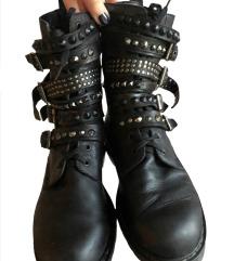 Predivne dizajnerske chunky čizme