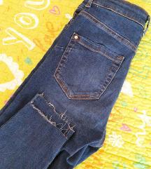 MANGO elasticne jeans traperice 🎀