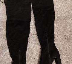 Čizme iznad koljena sa PT