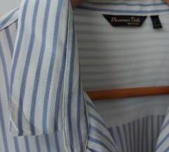 Massimo Dutti viskoza/svila kosulja