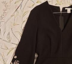 NOVA crna haljina - dostupna i snižena!