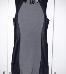 Kozna haljina HM
