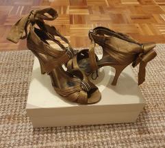Brončane sandale