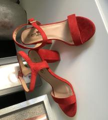 Crvene sandale, br. 38