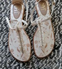 Grendha sedefaste sandale - japanske 39/40