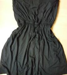 Nova H&M crna haljina, XL/XXL