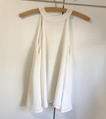 Bijela lepršava majica
