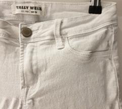 Tally weijl bijele hlace